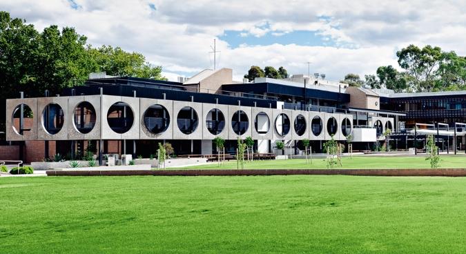 吉朗华安池校区Waurn Ponds Campus